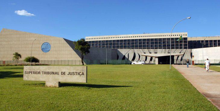 Imagem da Sede do Superior Tribunal de Justiça - Brasília